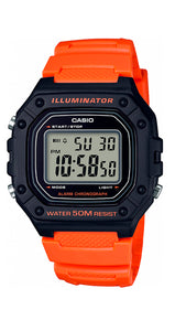 Reloj Casio Collection W-218H-4B2VEF