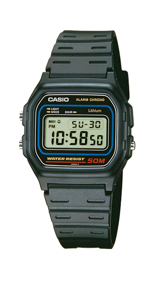 Reloj Casio Collection W-59-1VQES