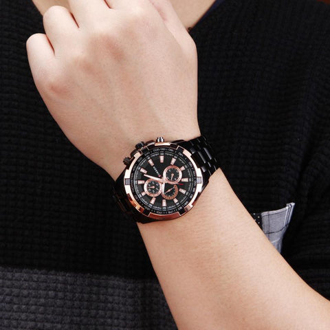 Gentleman Touch Watch