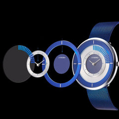 Creative Quartz Watch