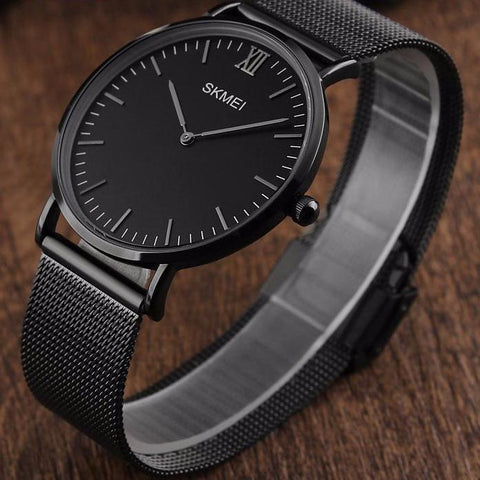 Waterproof Simple Ultra-thin Watch