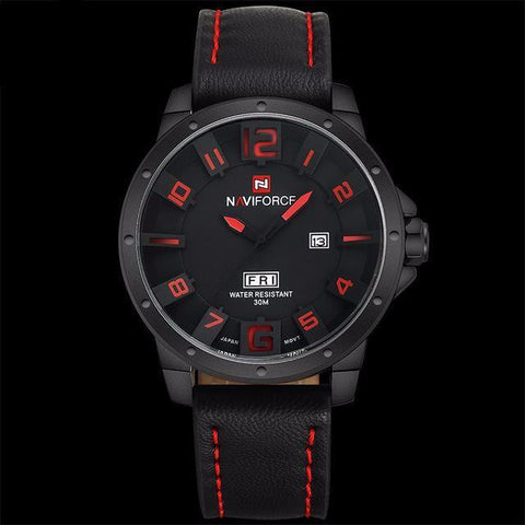 Men in Black Watch