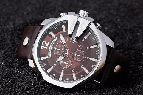 Auriferous Casual Watch