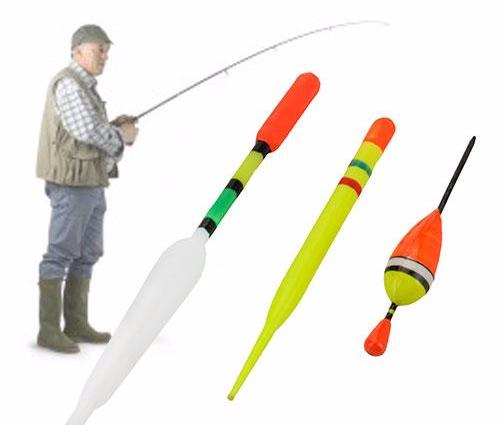 Cheap starterset with floats for fishing