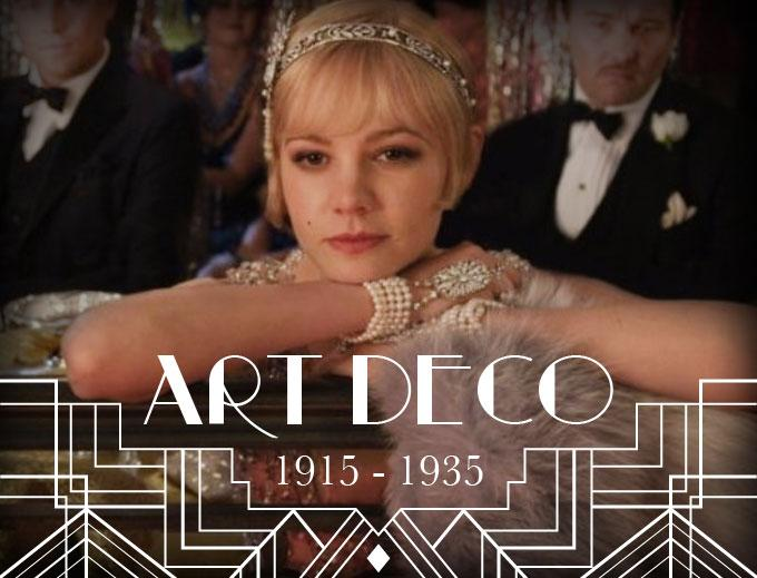 What Kind of Girl Are You: Art Deco