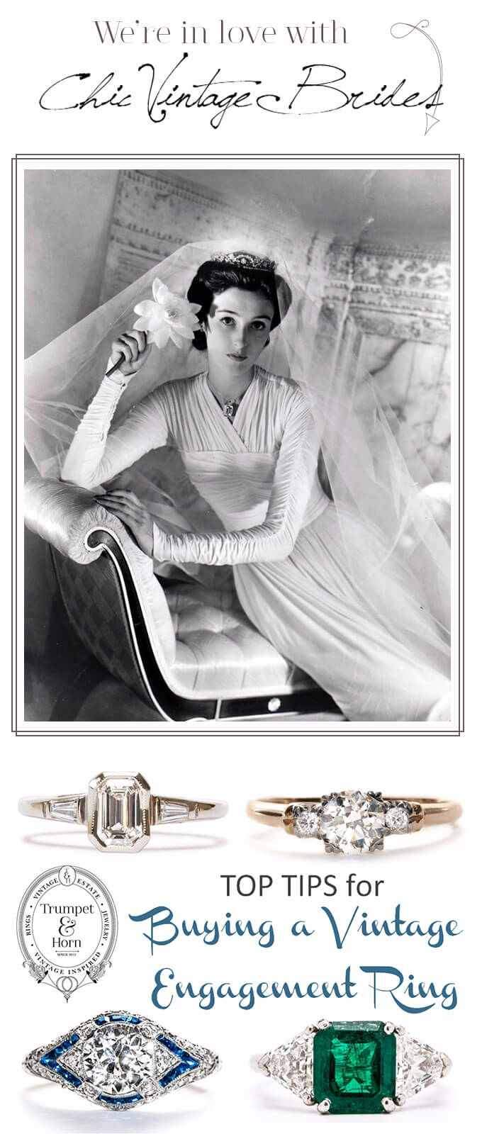 T&H Loves Chic Vintage Brides
