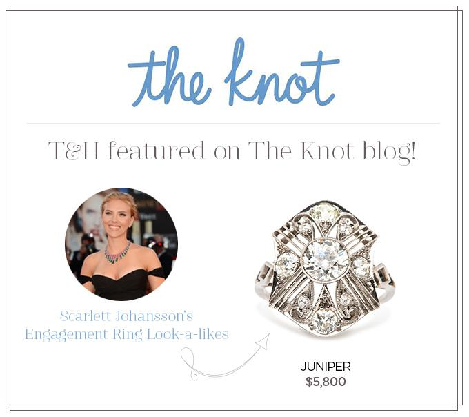 Juniper Featured on The Knot Blog!
