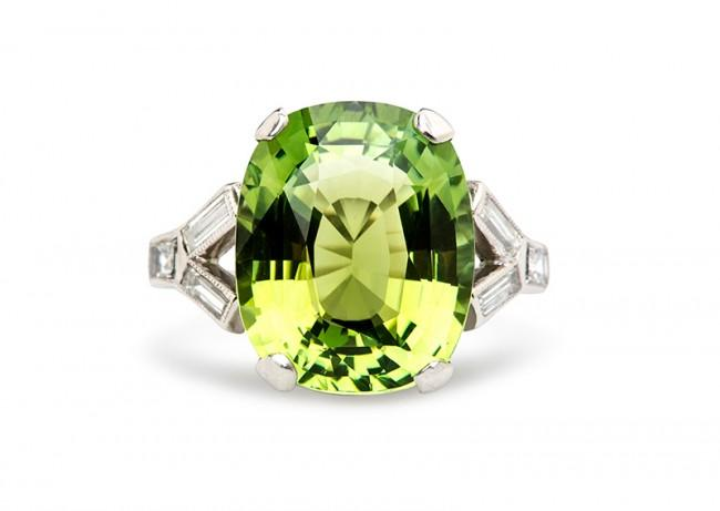 Friday Favorite:  Kirby Vintage Engagement Ring