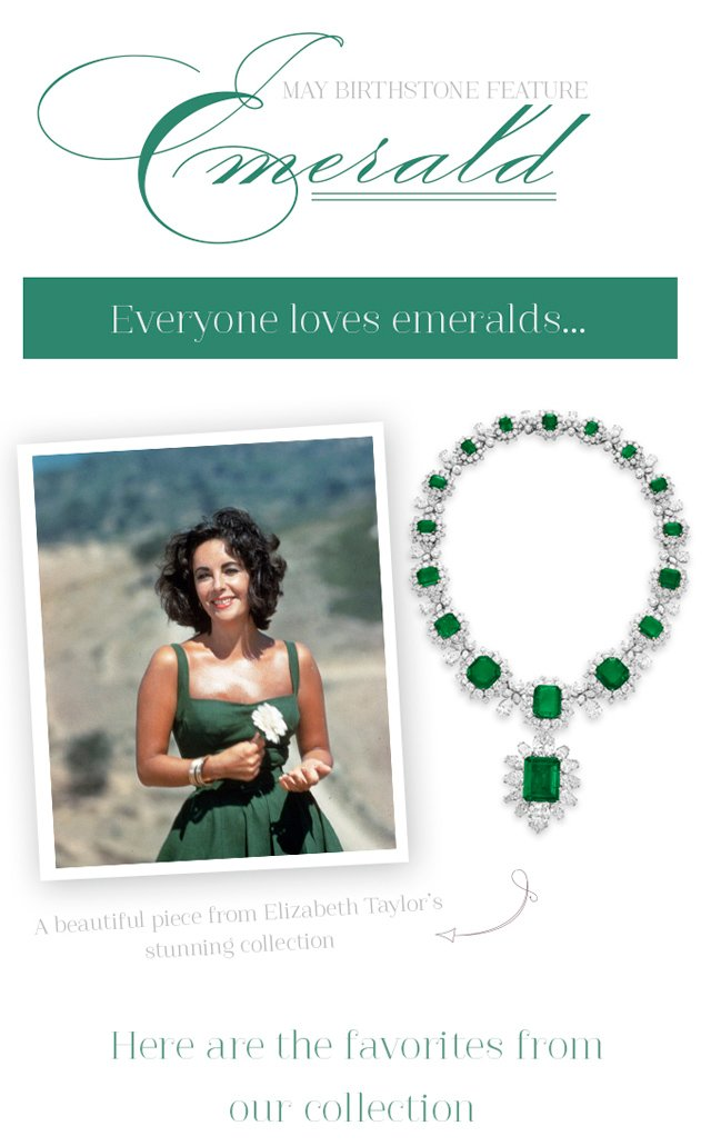 Our Favorite Vintage Emeralds