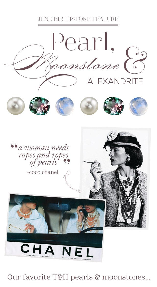 Our Favorite Vintage Pearls