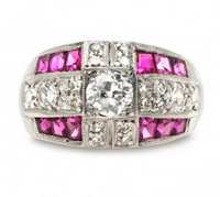 Love is a Red, Red Rose: Explore the Romance of Ruby Engagement Rings