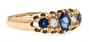 Birthstones Add a Personal Touch to an Engagement Ring