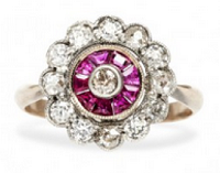 The Ruby Engagement Ring: Celebrate Your Love with the Color of Passion