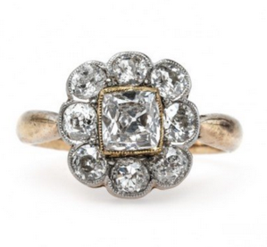 Flower Rings: Beyond 60's Flower Power & Into a Modern Classic