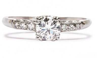 What Your Solitaire Engagement Ring Says About You