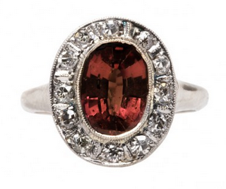 Explore the Diverse Designs of Vintage Halo Engagement Rings