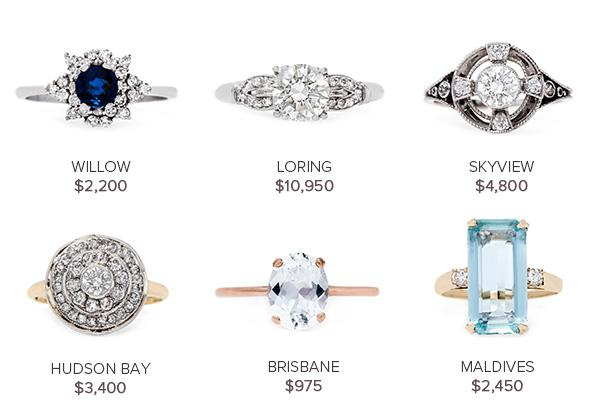 Vintage Engagement Rings September 27