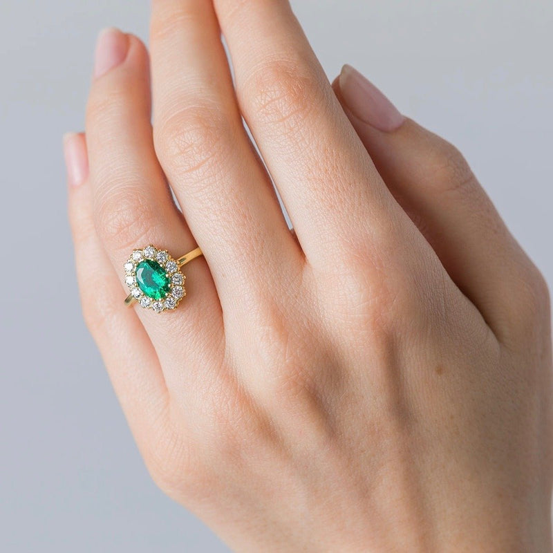 Ethically Sourced Engagement Rings