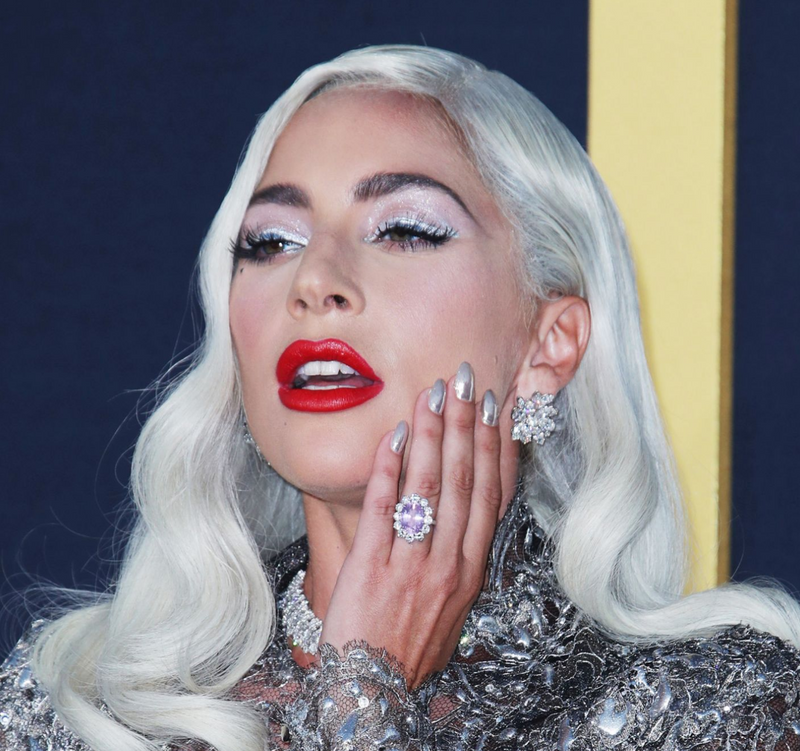 Pink Engagement Rings We Love a la Lady Gaga
