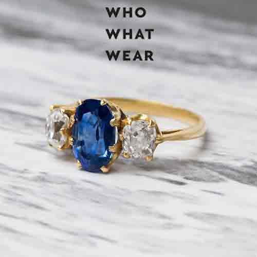Who What Wear: Engagement Ring Trends