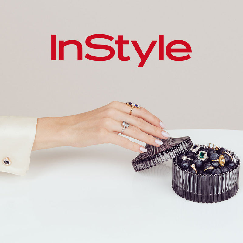 InStyle Features Trumpet & Horn: Best Online Shop for Vintage Rings