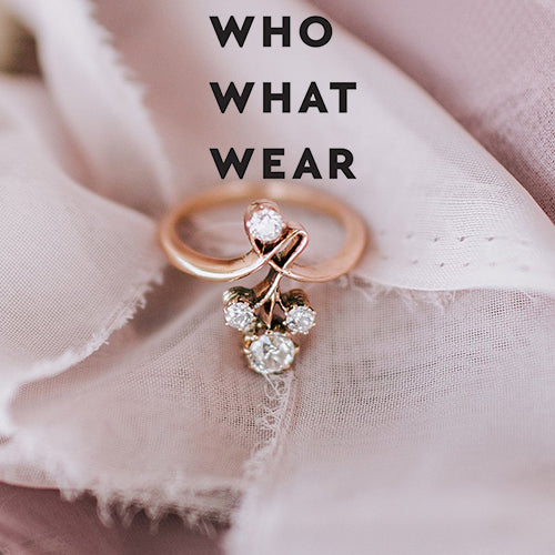 Who What Wear Best Vintage Engagement Rings