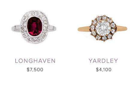Vintage Engagement Rings January 3