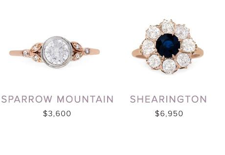 Vintage Engagement Rings March 21
