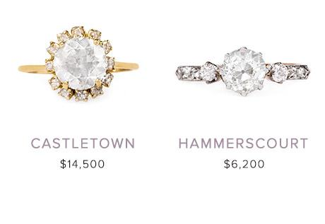 Vintage Engagement Rings December 6