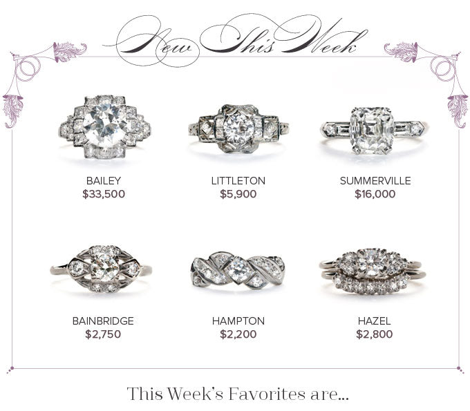NewEngagement Rings