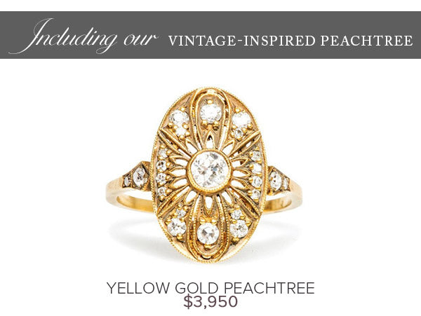 Trumpet & Horn | Yellow Gold Peachtree