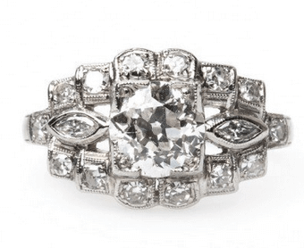artdeco diamond