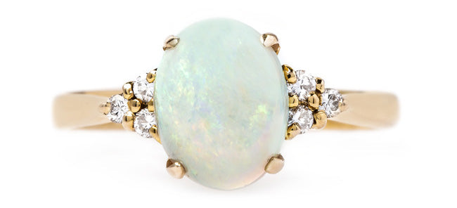 vintage-modern-opal-diamond-engagement-ring-affordable-foxcroft