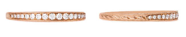 modern-rose-gold-engraved-wedding-band-diamonds-primrose