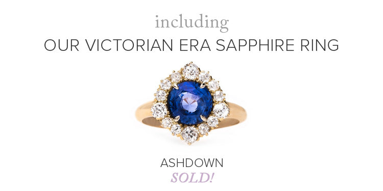 antique-sapphire-diamond-engagement-ring-stunning-ashdown