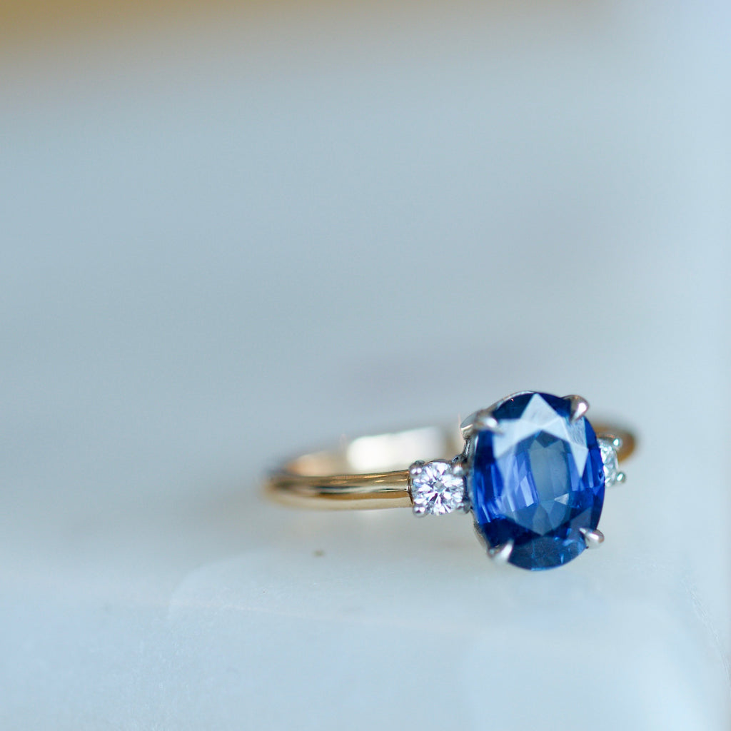 Todos Santos | Vintage Engagement Ring Antique Engagement Ring