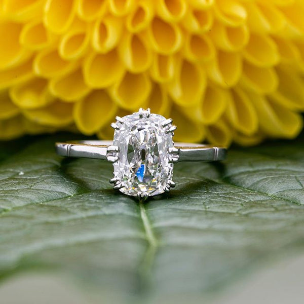 Cushion-Diamond-Engagement-Ring