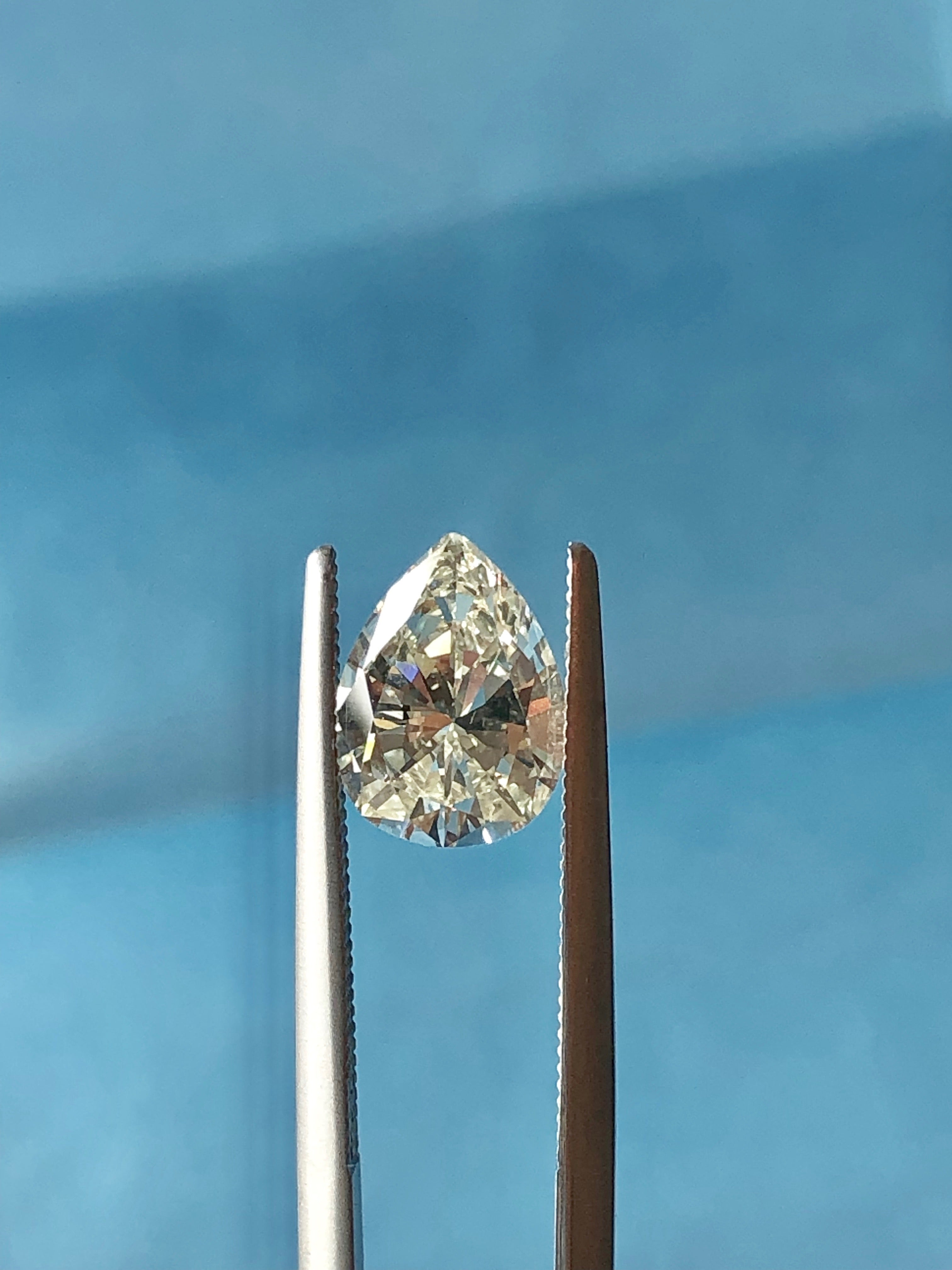 Pear Solitaire Custom 10014190