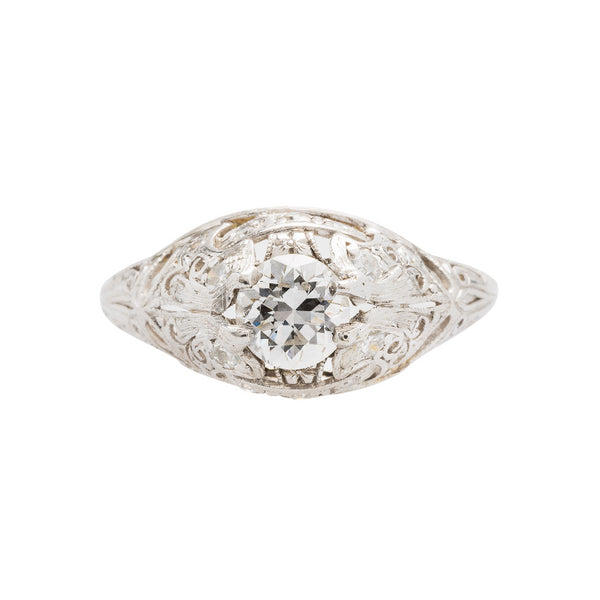 Edwardian Era Engagement Ring