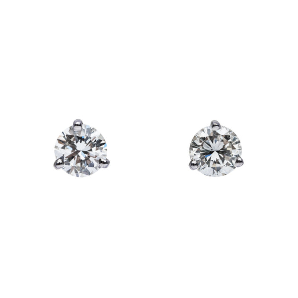Martini Studs 1.05ct Total Weight