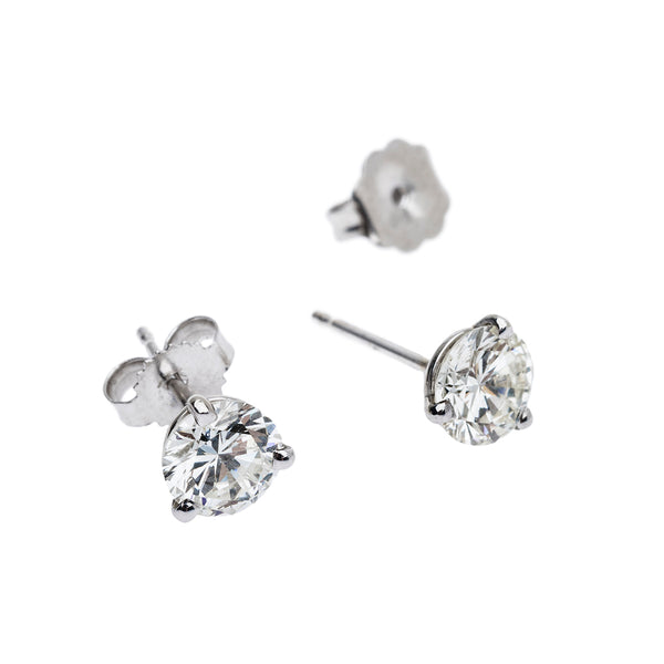 Martini Studs 1.63ct Total Weight
