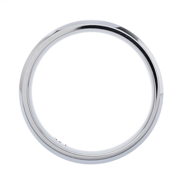 Men's Beveled Band