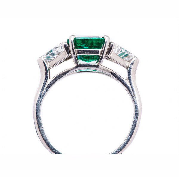 Vintage Emerald Ring | Adairsville from Trumpet & Horn