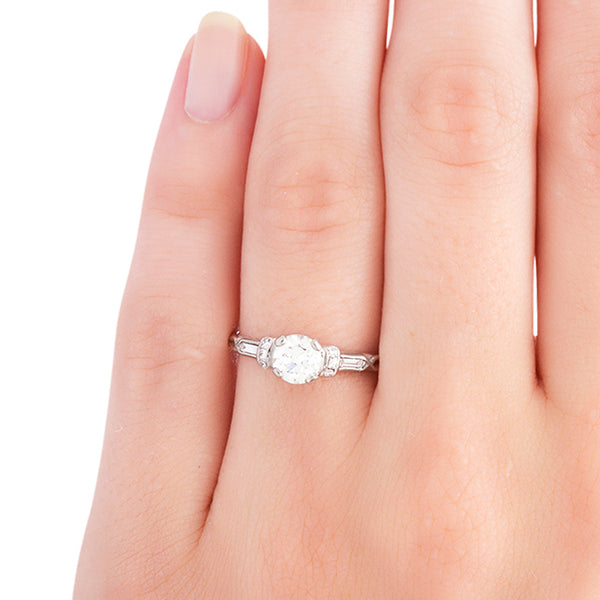 addison ring on finger