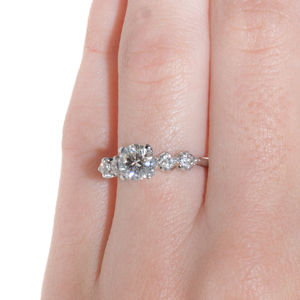 Vintage Engagement  Ring | Vintage Diamond Ring | Adel from Trumpet & Horn