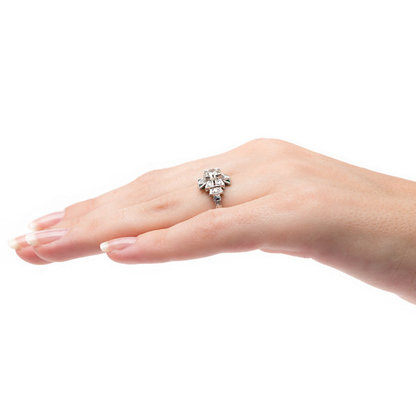 alderly ring on finger