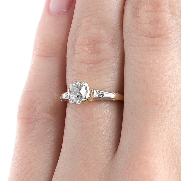 ambleside ring on finger
