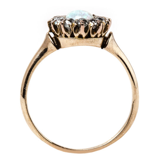 Romantic Opal Engagement Ring | Ashby from Trumpet & Horn