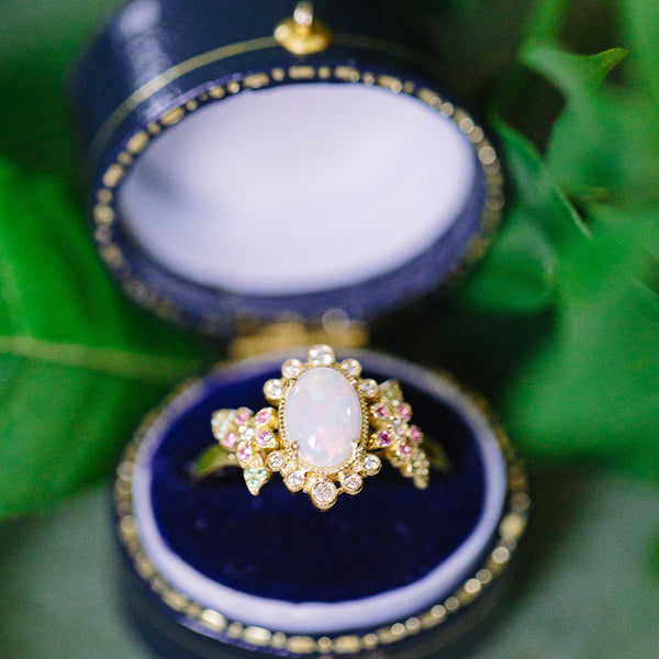 Beauty | Claire Pettibone Fine Jewelry Collection from Trumpet & Horn