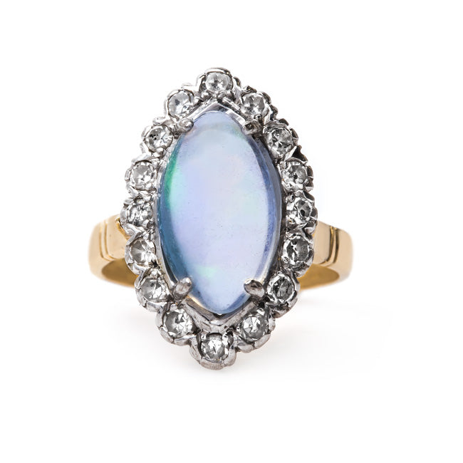Bold Retro Era Cocktail Ring | Beechcroft from Trumpet & Horn